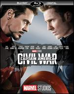 Captain America: Civil War [Includes Digital Copy] [Blu-ray] - Anthony Russo; Joe Russo