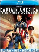 Captain America: The First Avenger [2 Discs] [Blu-ray/DVD]
