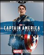 Captain America: The First Avenger [Includes Digital Copy] [Blu-ray] - Joe Johnston