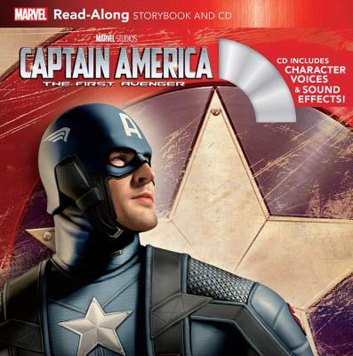 Captain America: The First Avenger Read-Along Storybook and CD - Marvel Book Group