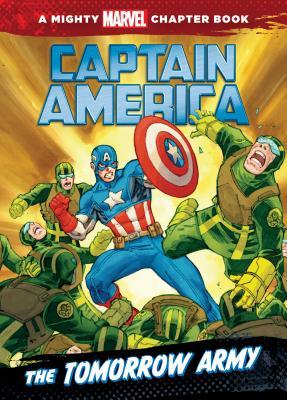 Captain America: The Tomorrow Army - Siglain, Michael