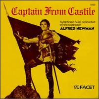Captain from Castile - Alfred Newman