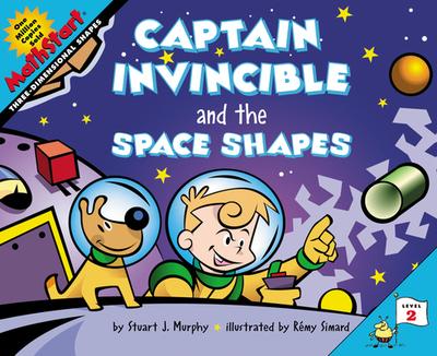 Captain Invincible and the Space Shapes - Murphy, Stuart J