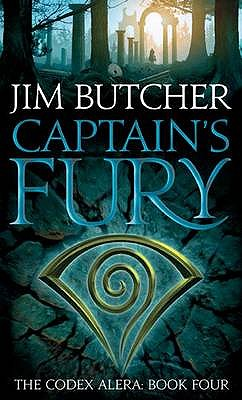 Captain's Fury - Butcher, Jim
