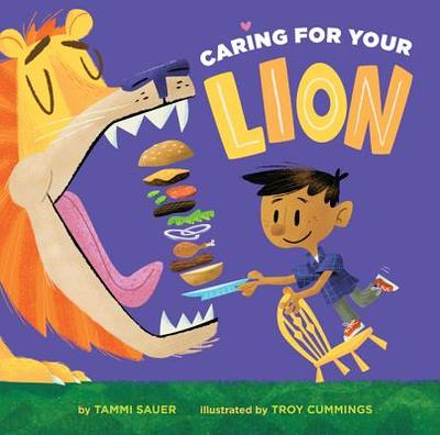 Caring for Your Lion - Sauer, Tammi