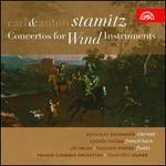 Carl & Anton Stamitz: Concertos for Wind Instruments