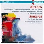 Carl August Nielsen: Symphony No 04/Jean Sibelius: En Saga