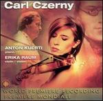 Carl Czerny: Grand Sonata for Piano & Violin; 20 Concert Variations - Anton Kuerti (piano); Erika Raum (violin)