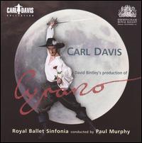 Carl Davis: Cyrano - Cynthia Millar (ondes martenot); Robert Gibbs (violin); Royal Ballet Sinfonia; Paul Murphy (conductor)
