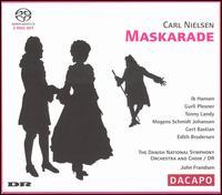 Carl Nielsen: Maskarade  - Aage Haugland (bass); Christian Sørensen (tenor); Edith Brodersen (soprano); Gert Bastian (bass baritone);...