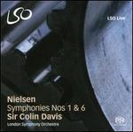 Carl Nielsen: Symphonies Nos 1 & 6