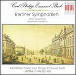 Carl Philipp Emanuel Bach: Berliner Symphonien