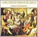 Carl Philipp Emanuel Bach: Cello Concertos