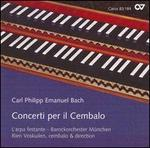 Carl Philipp Emanuel Bach: Concerti per il Cembalo