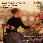 Carl Philipp Stamitz: Quartets for Clarinet