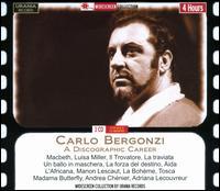 Carlo Bergonzi: A Discographic Career - Angelo Mercuriali (vocals); Antonietta Stella (vocals); Arnold van Mill (vocals); Birgit Nilsson (vocals);...