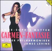 Carmen-Fantasie - Anne-Sophie Mutter (violin); Wiener Philharmoniker; James Levine (conductor)