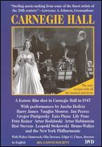 Carnegie Hall - Edgar G. Ulmer; Olin Downes; Walter Damrosch