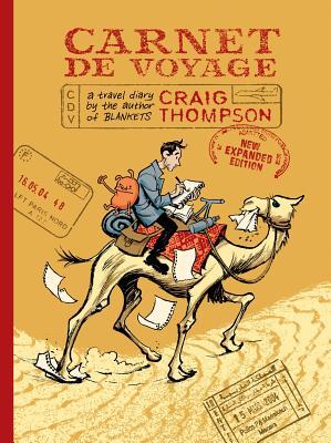 Carnet de Voyage - Thompson, Craig