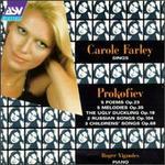 Carole Farley Sings Prokofiev