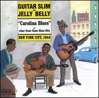 Carolina Blues NYC 1944 - Guitar Slim & Jelly Belly
