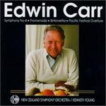 Carr: Symphony No.4/Orchestral Works