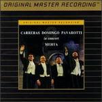 Carreras, Domingo and Pavarotti in Concert