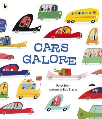 Cars Galore - Stein, Peter