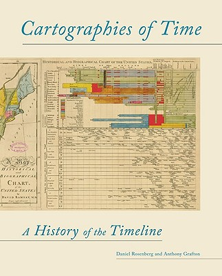 Cartographies of Time: A History of the Timeline - Grafton, Anthony, and Rosenberg, Daniel, Dr.