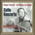 Cassad�, Weber: Cello-Konzerte