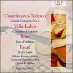 Castelnuovo-Tedesco: Guitar Concerto No. 1; Villa-Lobos: Concerto for guitar
