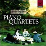 Castillon, Saint-Saëns, Chausson, Lekeu: Piano Quartets