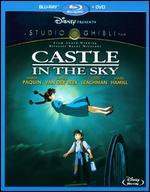 Castle in the Sky [2 Discs] [Blu-ray/DVD] - Hayao Miyazaki