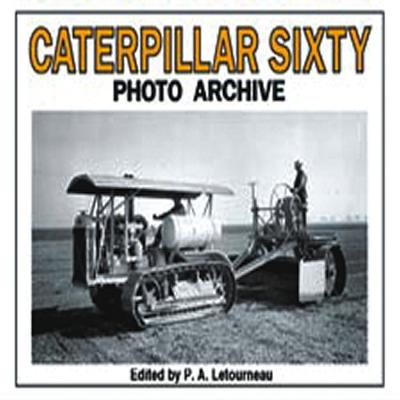 Caterpillar Sixty Photo Archive - Letourneau, P A
