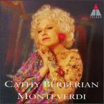 Cathy Berberian sings Monteverdi