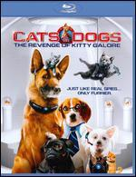 Cats & Dogs: The Revenge of Kitty Galore [2 Discs] [Blu-ray/DVD]