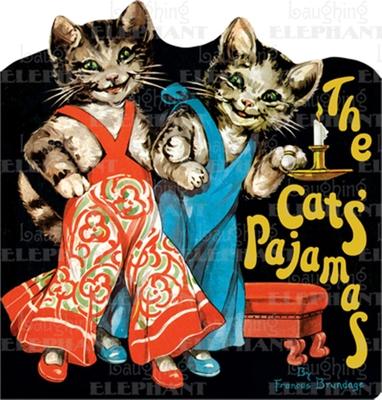 Cats' Pajamas - Brundage, Frances