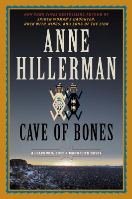 Cave of Bones - Hillerman, Anne
