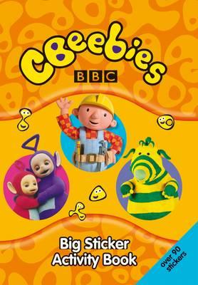 CBeebies Sticker: Activity Book - BBC