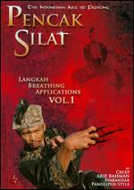 Cecep Arif Rahman: Pencak Silat - Breathing Applications, Vol. 1 - Christophe Diez