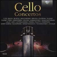 Cello Concertos - Adriano Fazio (baroque cello); Alexander Ivashkin (cello); Alexander Kniazev (cello); Alexander Rudin (cello);...