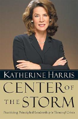Center of the Storm - Harris, Katherine