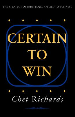 Certain to Win - Richards, Chet