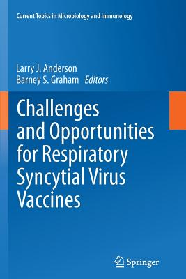Challenges and Opportunities for Respiratory Syncytial Virus Vaccines - Anderson, Larry J (Editor)