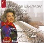 Chamber Music for Flute by Devienne, Dring, Copland, Gaubert & Barber