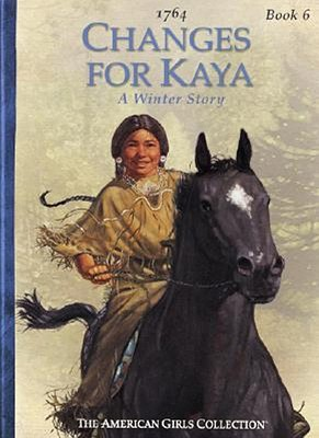 Changes for Kaya: A Winter Story - Shaw, Janet Beeler