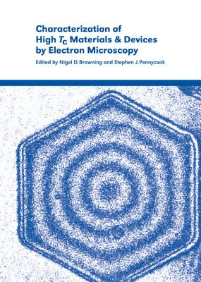 Characterization of High Tc Materials and Devices by Electron Microscopy - Browning, Nigel D (Editor)