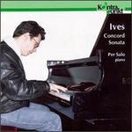 Charles Ives: Concord Sonata