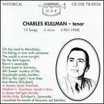 Charles Kullman, Tenor