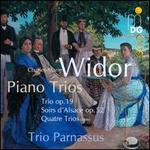Charles-Marie Widor: Piano Trios